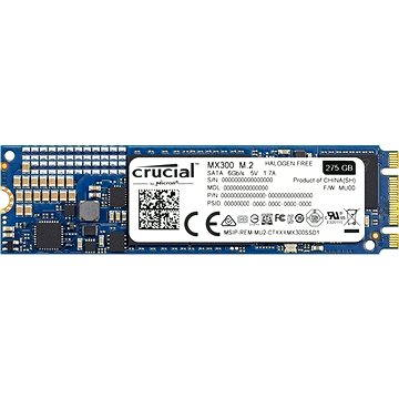 Crucial MX300 275GB M.2 2280SS (CT275MX300SSD4)