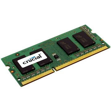 Crucial SO-DIMM 1GB DDR3L 1600MHz CL11 Dual Voltage (CT12864BF160B)
