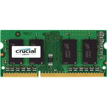 Crucial SO-DIMM 4GB DDR3 1066MHz CL7 pro Mac (CT4G3S1067MCEU)