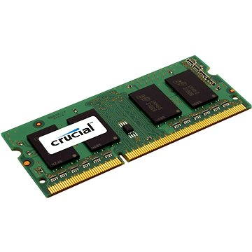 Crucial SO-DIMM 8GB DDR3 1866MHz CL13 Dual Voltage (CT102464BF186D)