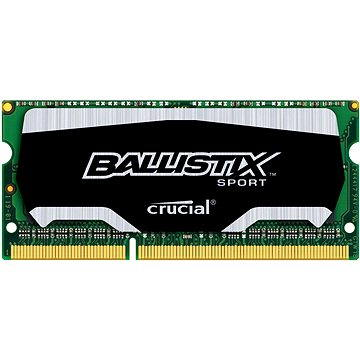 Crucial SO-DIMM 4GB DDR3 1866MHz CL10 Ballistix Sport