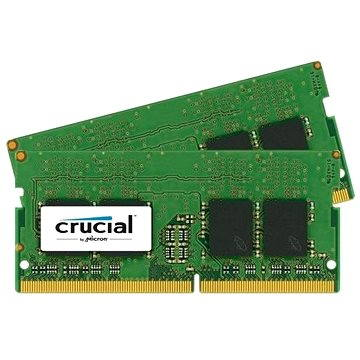 Crucial SO-DIMM 16GB KIT DDR4 2133MHz CL15 Dual Ranked (CT2K8G4SFD8213)