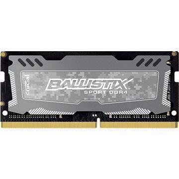 Crucial SO-DIMM 16GB DDR4 2400MHz CL16 Ballistix Sport LT (BLS16G4S240FSD)