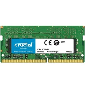 Crucial SO-DIMM 8GB DDR4 2400MHz CL17 pro Mac (CT8G4S24AM)