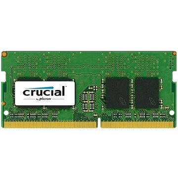Crucial SO-DIMM 8GB DDR4 2400MHz CL17 Dual Ranked (CT8G4SFD824A)
