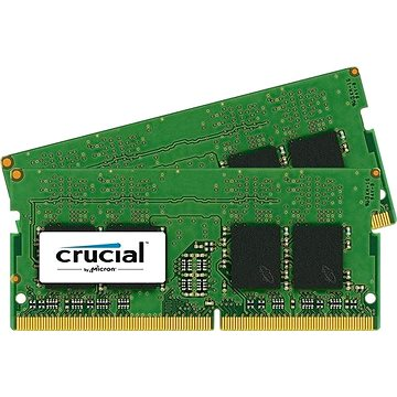 Crucial SO-DIMM 16GB KIT DDR4 2400MHz CL17 pro Mac (CT2C8G4S24AM)