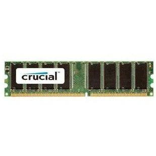 Crucial 1GB DDR 400MHz CL3 - CT12864Z40B
