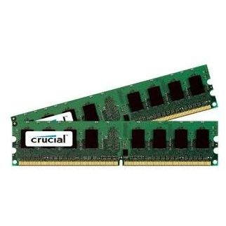 Crucial 4GB KIT DDR2 667MHz CL5 - CT2KIT25664AA667