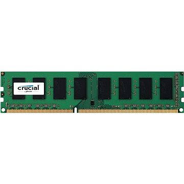 Crucial 4GB DDR3L 1600MHz CL11 Dual Voltage Single ranked (CT51264BD160BJ)