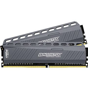 Crucial 16GB KIT DDR4 2666MHz CL16 Ballistix Tactical Dual Ranked (BLT2C8G4D26AFTA)