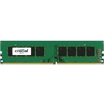 Crucial 4GB DDR4 2400MHz CL17 Single Ranked (CT4G4DFS824A)