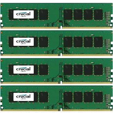 Crucial 32GB KIT DDR4 2400MHz CL17 Dual Ranked (CT4K8G4DFD824A)