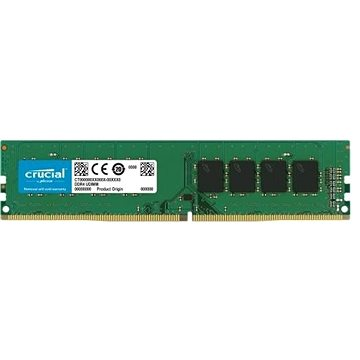 Crucial 8GB DDR4 2666MHz CL19 Single Ranked (CT8G4DFS8266)