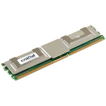 Crucial 4GB DDR2 667MHz CL5 ECC Fully Buffered - CT51272AF667