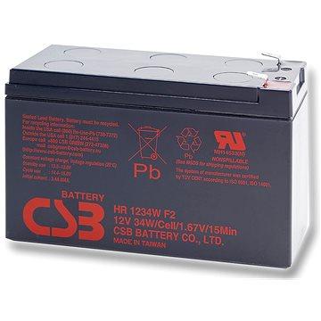 CSB HR1234W F2, 12V, 9Ah (HR1234WF2)