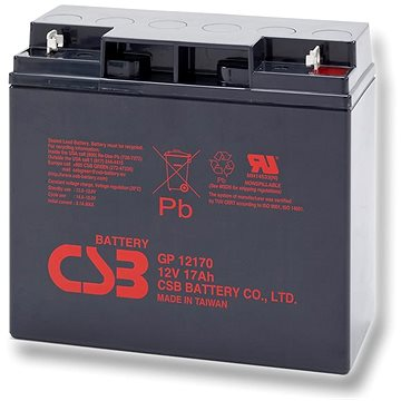 CSB GP12170, 12V, 17Ah (GP12170)