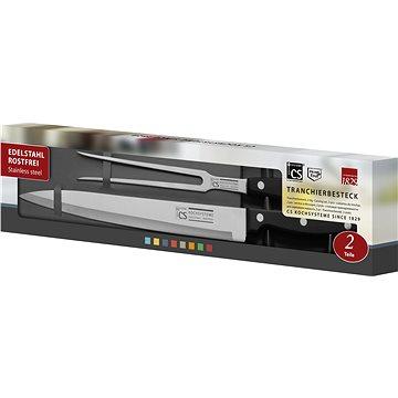 CS Solingen Nůž kuchyňský porcovací se servírovací vidličkou (CS-001391)