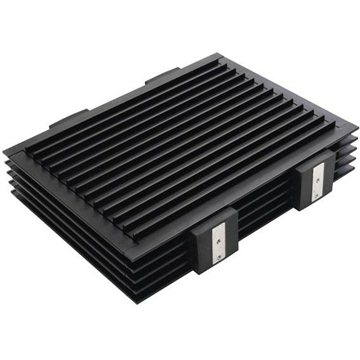 SCYTHE HDD Himuro - antivibrační a odhlučňovací box pro 3.5 pevný disk, černý
