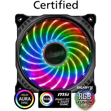 AKASA Vegas RGB LED (AK-FN093)