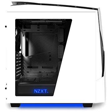 NZXT Noctis 450 bílá (CA-N450W-W1)