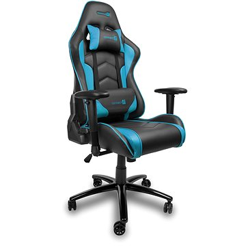 CONNECT IT Gaming Chair modrá (CI-1157)