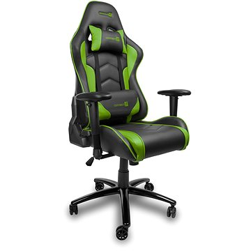 CONNECT IT Gaming Chair zelená (CI-1156)