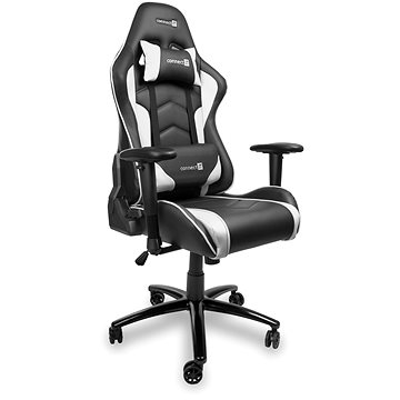 CONNECT IT Gaming Chair bílá (CGC-1159-WH)