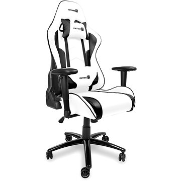 CONNECT IT Gaming Chair CGC-1160-WH, white (CGC-1160-WH)