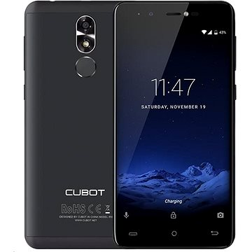 Cubot R9 Black (PH3513)