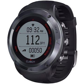 Chytré hodinky CUBOT F1 Black (ACU036)