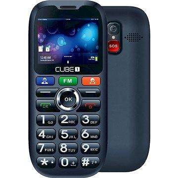 CUBE1 S100 Senior černá (MTOSCUS100050)