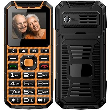 CUBE1 S400 Senior oranžová (MTOSCUS400050)