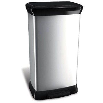 Odpadkový koš Curver Odpadkový koš DECOBIN pedal (02162-582)