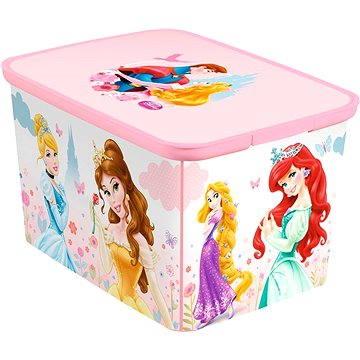 Curver Úložný box AMSTERDAM L Princess (04730-P63)