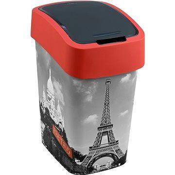Odpadkový koš Curver Odpadkový koš 25l Flipbin Paris (02171-P67)