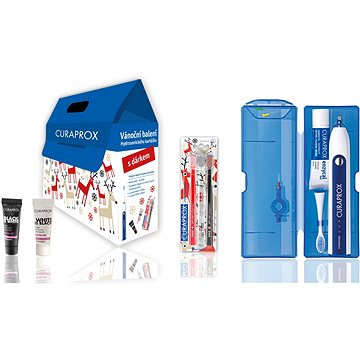 Elektrický zubní kartáček CURAPROX CHS 100-v (73320815)