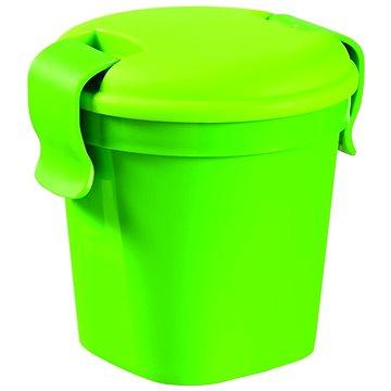 CURVER LUNCH & GO hrnek S, zelený (00739-C52-00)