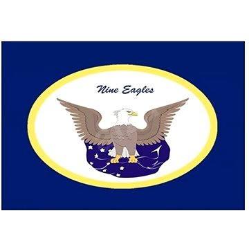 Nine Eagles vrchní rám (NE3909-S06)