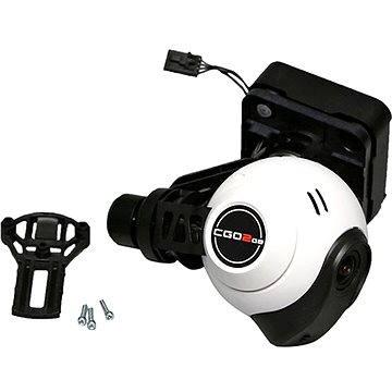 YUNEEC 3-osá kamera CGO2-GB s 5.8GHz Digital Video Downlinkem (EU verze) (YUNCGO2GBEU)