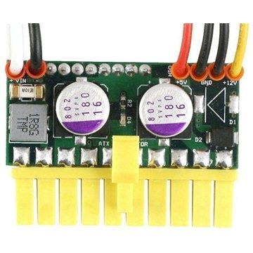 Mini-box.com picoPSU-120 DC/DC 120W (0894092000938)