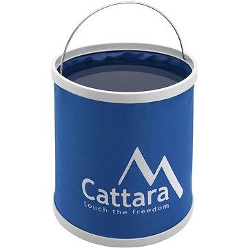 Cattara nádoba na vodu skládací 9 litrů (8591686136333)