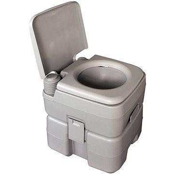 Happy Green Přenosná toaleta 20 l (8591022249666)