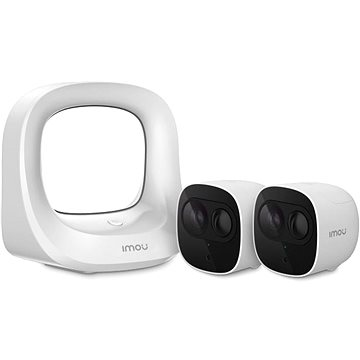 DAHUA IMOU Cell PRO (základna + 2 kamery) (Kit-WA1001-300/2-B26E-Imou)