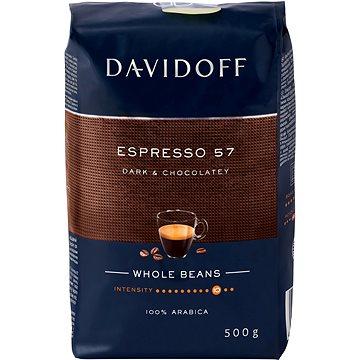 Davidoff Café Espresso 57, 500g, zrnková (92027)