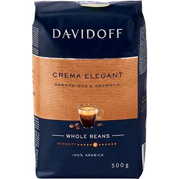 Davidoff Café Créme, 500g, zrnková (92044)
