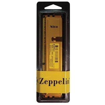 ZEPPELIN 2GB DDR3 1333MHz CL9 GOLD (2G/1333/XK EG)