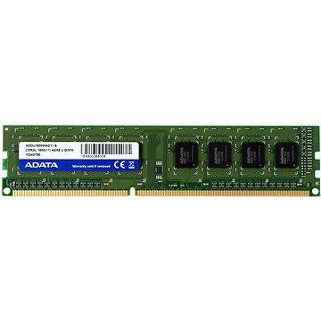 ADATA 4GB DDR3 1600MHz CL11 (ADDU1600W4G11-S)