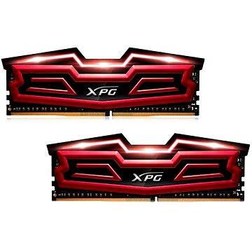 ADATA 16GB KIT DDR4 2400MHz CL16 XPG Dazzle (AX4U2400W8G16-DRD)