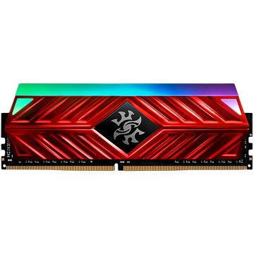 ADATA XPG 8GB DDR4 3000MHz CL16 SPECTRIX D41, červená (AX4U300038G16-SR41)