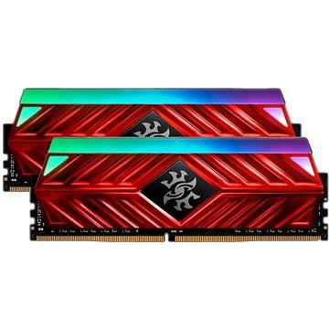 ADATA XPG 16GB KIT DDR4 3600MHz CL17 SPECTRIX D41, červená (AX4U360038G17-DR41)